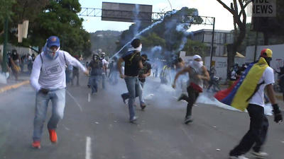 Venezuela Rising: Dispatch Four