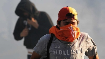 Live: Protesters Clash in Venezuela