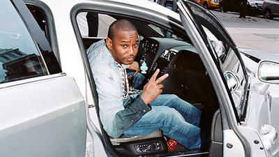 Cam'ron Is Still Harlem's Diplomat