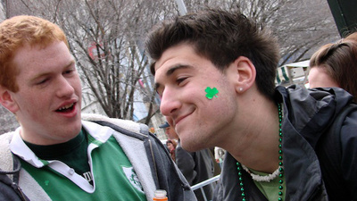 American St. Patrick's Day Is a Violent, Drunken Disaster