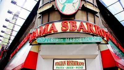 Sbarro Filed for Bankruptcy Protection, and Scientists Think We Can Clone Woolly Mammoths