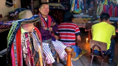 Worshipping at the Altar of Maximón, the Drunken, Devilish Mayan God Beloved in Guatemala
