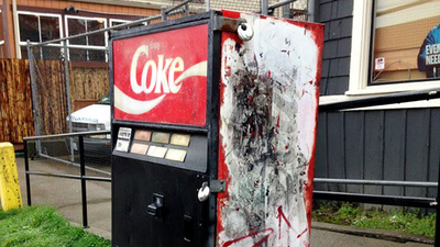 Seattle Has a Haunted Soda Machine