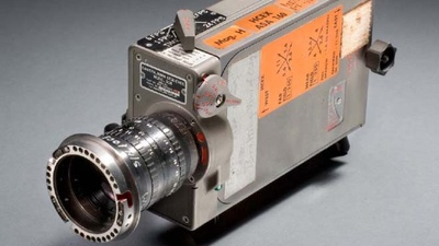 The Mystery of the 'Only Camera to Come Back from the Moon'