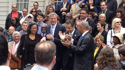 New York City Politics Is Still a Bunch of Warring Ethnic Tribes