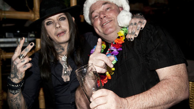 I Went on a Triple Blind Date with a Goth and a Man Who Celebrates Christmas Every Day