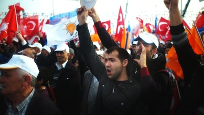Turkey's Ottoman Slap: An Election Day Portrait of a Divided Nation