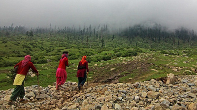 Exploring Kashmir's Idyllic Meadow of Death