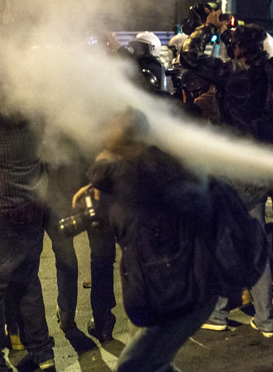 Athens Celebrated Its Latest Bailout Payment by Rioting