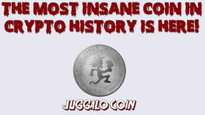 Brace Yourself, Juggalo Bitcoins Are Coming