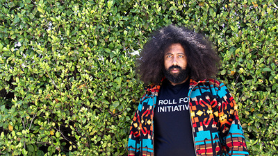 We Talked to Reggie Watts About 'Doctor Who' and Losing His Virginity on Mushrooms