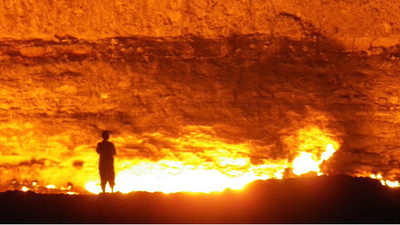Turkmenistan Has Its Very Own 'Gate to Hell'