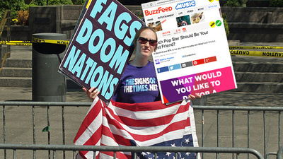 We Got the Members of the Westboro Baptist Church to Take Buzzfeed Quizzes