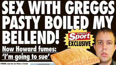 How Does the Sunday Sport Get Away with Its Bullshit?