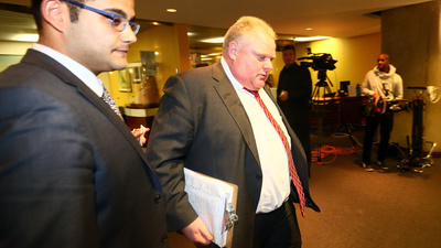 Rob Ford's Office Hired a Hacker to Destroy the Crack Tape