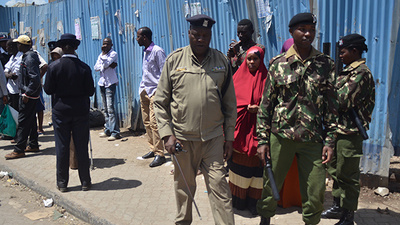 The Mob Justice of Kenya's Somali Stop-and-Frisk