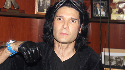 More Photos from Corey Feldman's Birthday Party