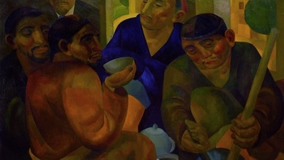 The Toxic Uzbek Town and Its Museum of Banned Soviet Art