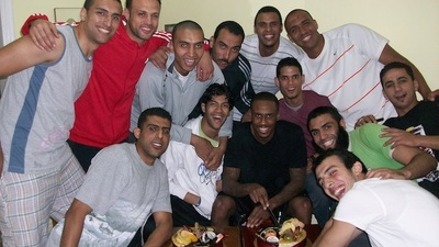 'I Played for Gaddafi's Basketball Team at the Start of the Libyan Revolution'