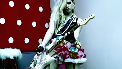 Let's Take a Look at Avril Lavigne's New Video Scene by Scene