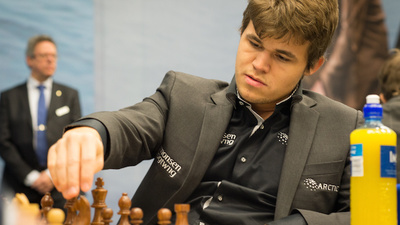 Magnus Carlsen, World Chess Champion, Is Kind of a Dick