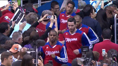 Last Night's Clippers Game Was the First Time I Felt Proud to Live in LA