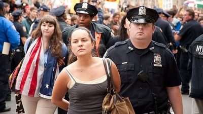 Occupy Wall Street Activist Cecily McMillan Found Guilty of Assault After Being Beaten by the Police