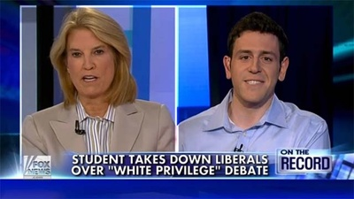 This College Conservative Pissed Off the Internet. You'll Easily Guess What Happened Next