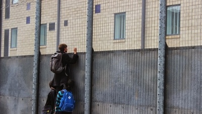 UK Asylum Seekers Just Held a Mass Hunger Strike in Their Detention Center