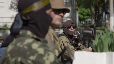 russian vs ukraine war