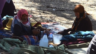 Syrian Refugees Are Stuck at the Jordanian Border