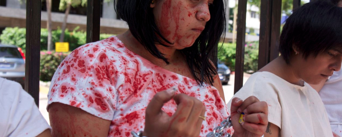 El Salvador to Pregnant Women: Drop Dead