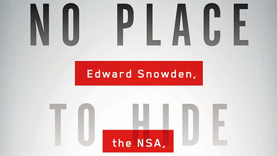 Glenn Greenwald's New Book on Snowden Explains, and Humanizes, the NSA Whistleblower