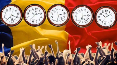 Romanian Liberals Love Europe So Much They Want to Change Timezones