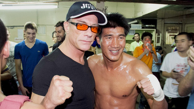 The Night Jean-Claude Van Damme Was Nearly Thrown Out of a Thai Boxing Stadium