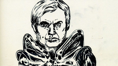 Things Are Less Sexy Without You, H. R. Giger