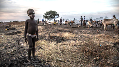 Saving South Sudan
