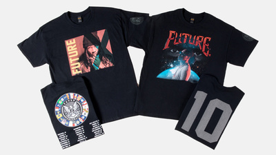 Future and 10.Deep Made Some T-shirts