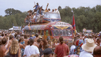 Ken Kesey's Son Is Planning a Sequel to His Dad's Legendary, Acid-Fuelled Bus Trip