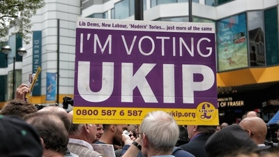 A Big Day Out... at the Shitty UKIP Carnival!