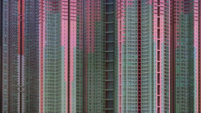 Photographing the Beauty and Inhumanity of Asia's Cramped Megacities