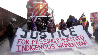 Why Are So Many Aboriginal Women Being Murdered in Canada?