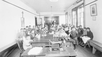 "A ""Horrific"" First Nations Education Bill Is Stirring Up Memories of Residential Schools"