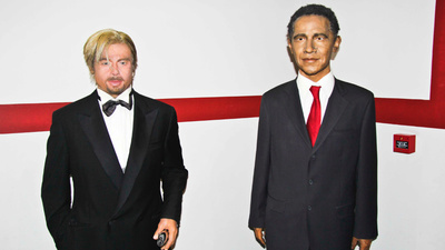 Who Do These Celebrity Waxworks Actually Look Like?