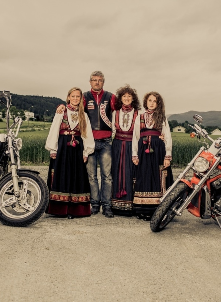 Hanging Out with Norway's Hells Angels
