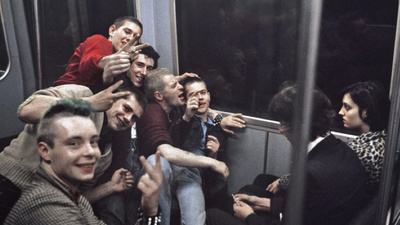 Bob Mazzer's Photos Immortalise London's Underground