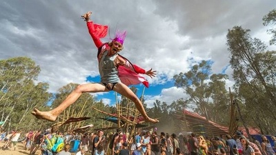 Bush Doofs Are Rising From The One-Day Festival's Ashes
