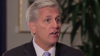 Unfortunately, Kevin McCarthy Is the Best House Majority Leader We Could Have Hoped For