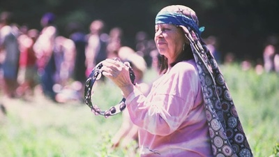 The Dark Side of the Rainbow Gathering