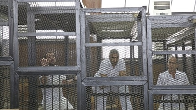 Egypt Sentenced Three Journalists to Jail for Doing Their Job